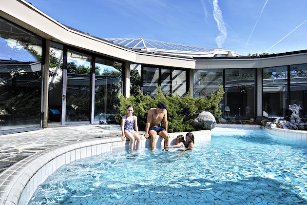 Spa Deep Nature Domaine Des Hauts De Bruyeres Spa A
