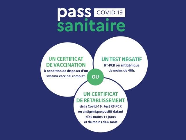 Pass Sanitaire COVID-19 pour les Spas et centres de thalassothérapie